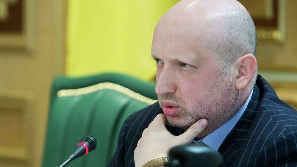 Alexandr Turchynov - Sputnik Italia