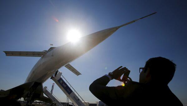 Il Tupolev Tu-144, aereo passeggeri supersonico di epoca sovietica. - Sputnik Italia