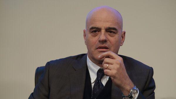 L'ad dell'ENI Claudio Descalzi - Sputnik Italia