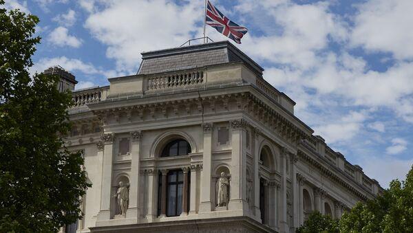 Il ministero degli Esteri britannico - Sputnik Italia
