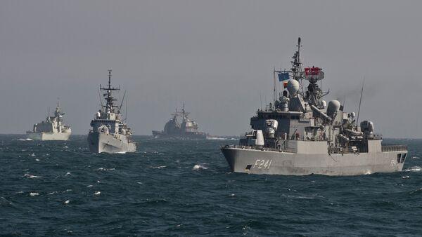 Navi NATO nel Mar Nero - Sputnik Italia