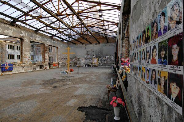 A Lurago d'Erba è stato intitolato a ricordo di questa tragedia un parco giochi comunale, I ragazzi di Beslan. - Sputnik Italia