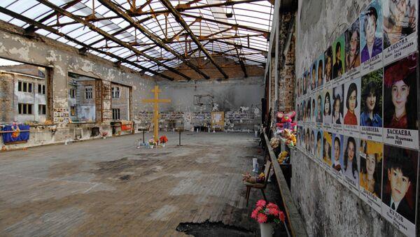 La scuola n° 1 di Beslan - Sputnik Italia
