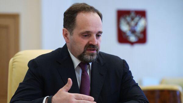 Sergey Donskoy, ministro delle risorse naturali e dell'ecologia russo - Sputnik Italia