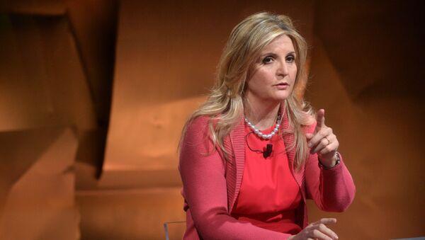 Lisa Ferrarini, Vice Presidente di Confindustria per l'Europa. - Sputnik Italia