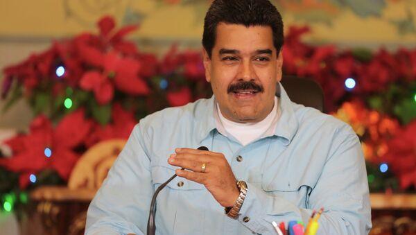 Nicolas Maduro, presidente del Venezuela - Sputnik Italia