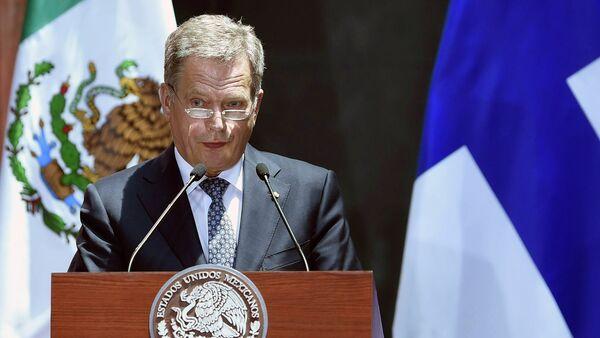 Presidente della Finlandia Sauli Niinistö - Sputnik Italia