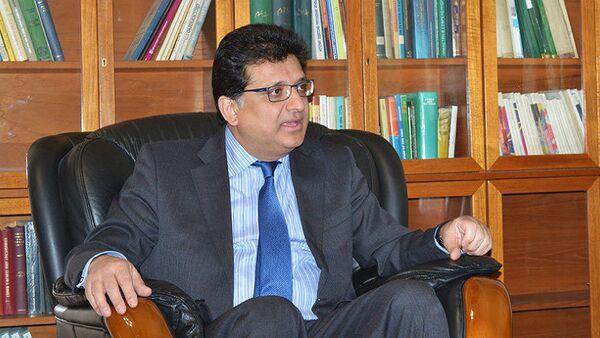 Zaheer Janjua, l'ambasciatore del Pakistan in Russia - Sputnik Italia