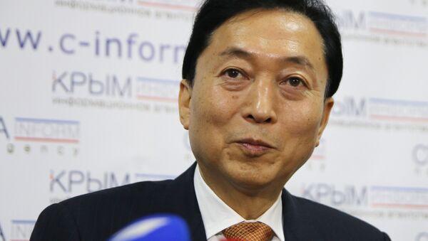 Yukio Hatoyama, ex premier del Giappone - Sputnik Italia