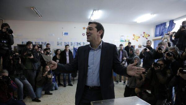 """Alexis Tsipras sostiene che """"con la volontà politica tutto è possibile - Sputnik Italia"""