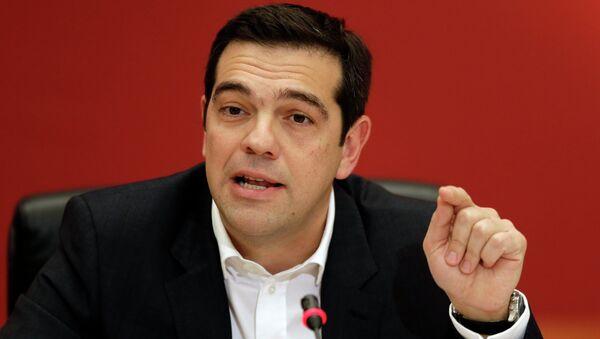 Alexis Tsipras - Sputnik Italia