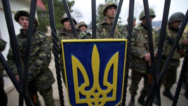 Soldati ucraini - Sputnik Italia