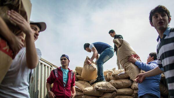 Aiuti umanitari russi in Siria - Sputnik Italia