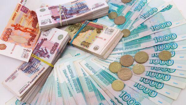 Rublo russo - Sputnik Italia