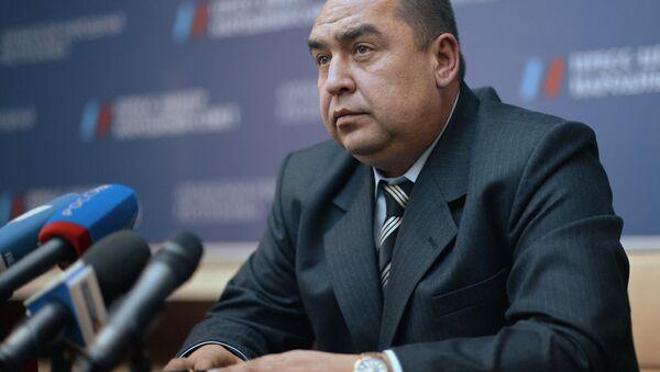 Igor Plotnitsky, presidente Repubblica Popolare di Lugansk - Sputnik Italia