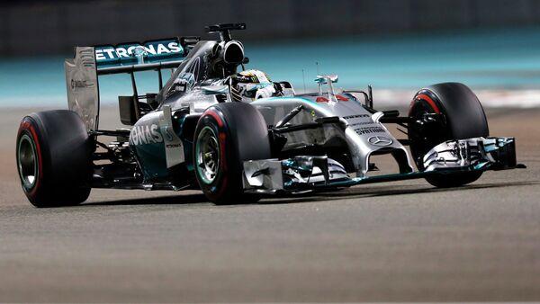 Lewis Hamilton, Mercedes F1 - Sputnik Italia