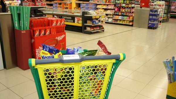 Supermercato - Sputnik Italia