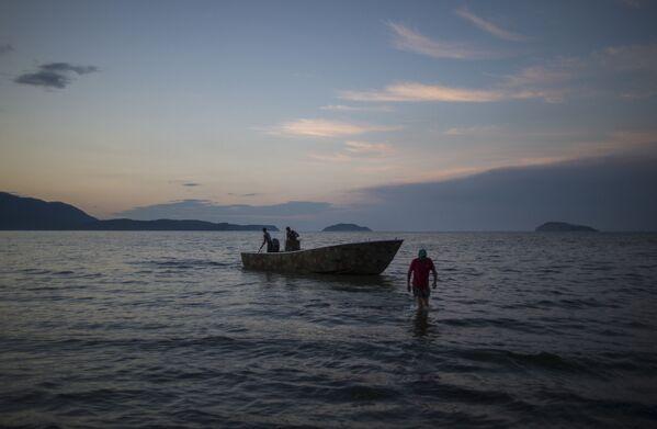 Veduta del lago Bajkal. - Sputnik Italia