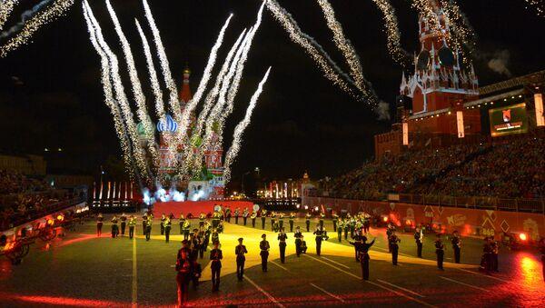 Celebrazioni festa di Mosca - Sputnik Italia
