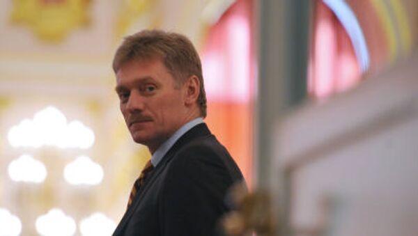 Dmitry Peskov, portavoce del presidente della Russia - Sputnik Italia