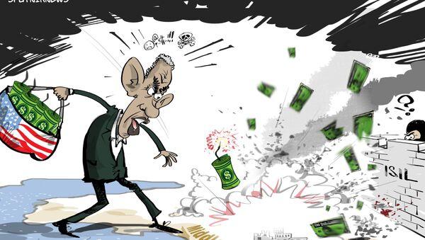 Barack Obama distrugge ISIS - Sputnik Italia