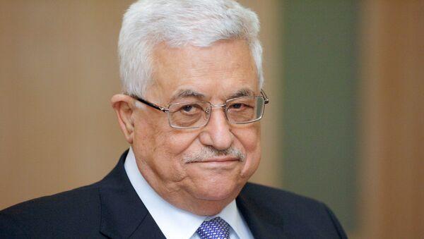Leader della Palestina Abu Mazen (Mahmud Abbas) - Sputnik Italia