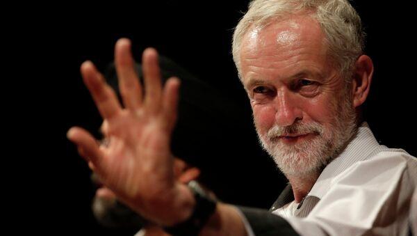 Jeremy Corbyn - Sputnik Italia