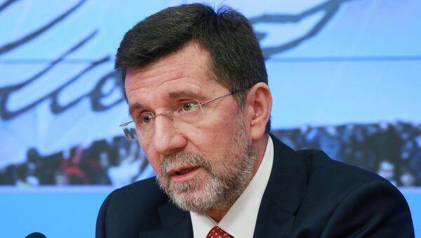 Slavenko Terzić, ambasciatore della Serbia in Russia - Sputnik Italia