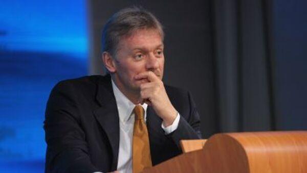 Dmitry Peskov, portavoce del presidente Putin - Sputnik Italia