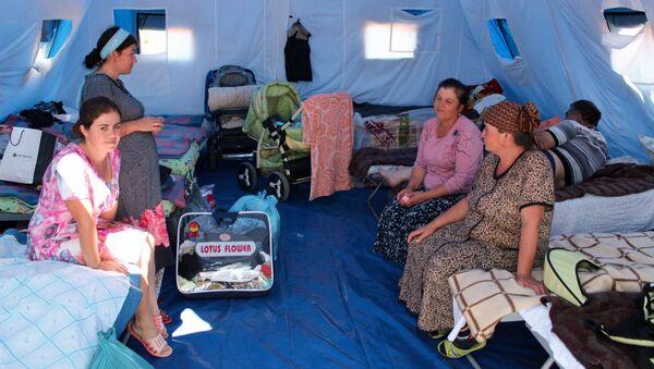 Rifugiati nel Donbass - Sputnik Italia
