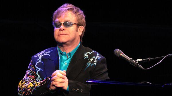 Elton John - Sputnik Italia