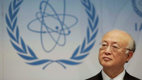 Yukiya Amano, direttore generale dell'AIEA - Sputnik Italia