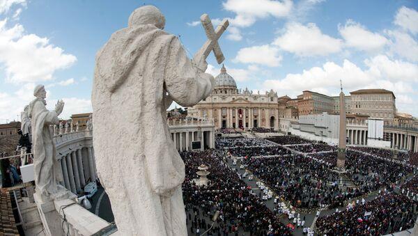 Convocato da papa Francesco sarà il ventinovesimo Giubileo cattolico della storia - Sputnik Italia
