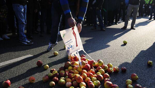 Le proteste contro le sanzioni in  Polonia - Sputnik Italia