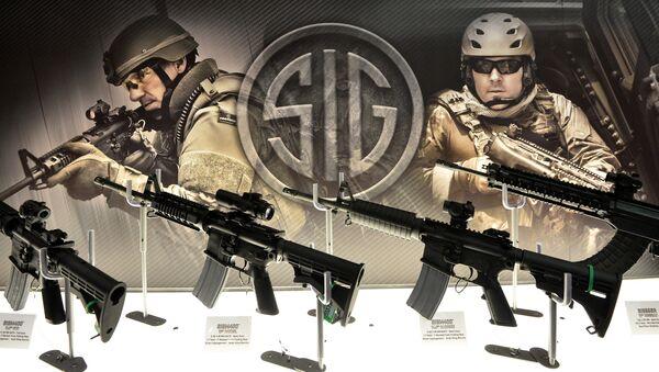 Alla Defence and security Equipment International exhibition - Sputnik Italia