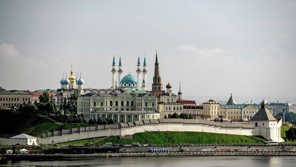 La mosche Kul Sharif nel Cremlino di Kazan: i  musulmani costituiscono un settimo della popolazione della Federazione Russa - Sputnik Italia