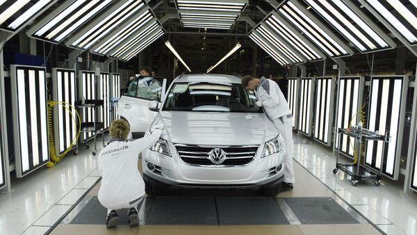 Volkswagen Rus Group - Sputnik Italia