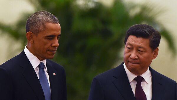 Barack Obama e Xi Jinping - Sputnik Italia