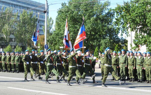 La parata militare - Sputnik Italia