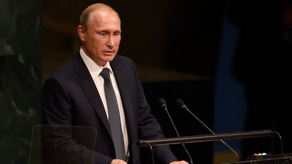 Putin all'ONU - Sputnik Italia