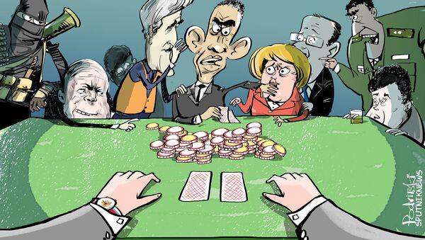 Putin si prende tutta la posta - Sputnik Italia