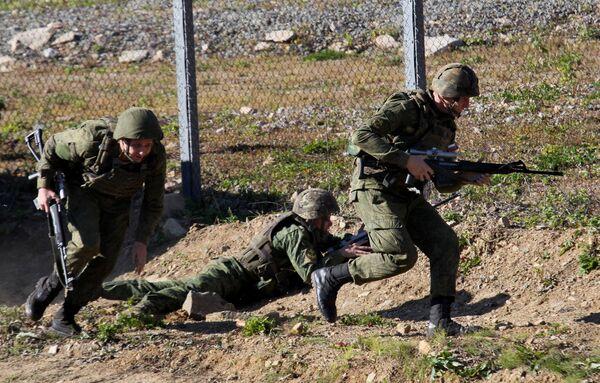 Esercitazioni antiterroristiche nel Territorio del Litorale. - Sputnik Italia