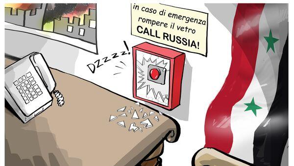 Call Russia - Sputnik Italia