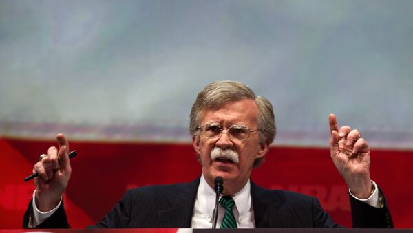 L'ex ambasciatore degli USA alle Nazioni Unite, John Bolton. - Sputnik Italia
