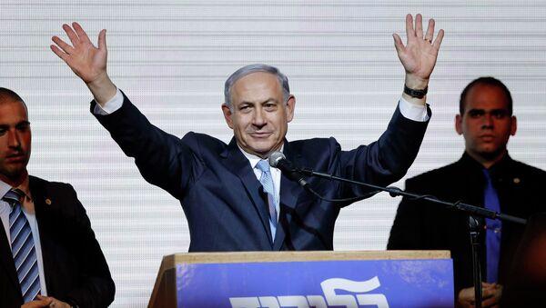 La vittoria di Benjamin Netanyahu ed il suo partito Likud - Sputnik Italia