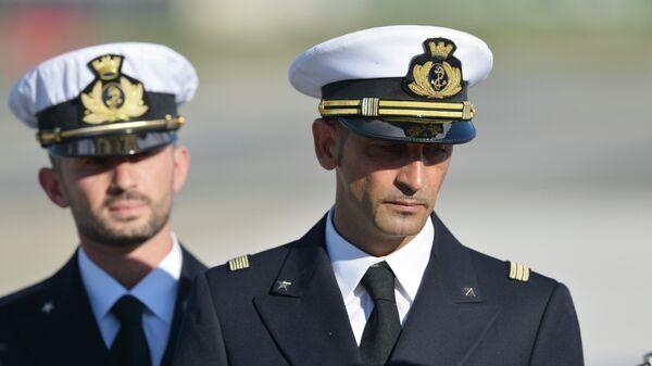 Ban Ki Moon promette il sostegno di ONU nella vicenda dei due marò italiani, Massimiliano Latorre e Salvatore Girone - Sputnik Italia