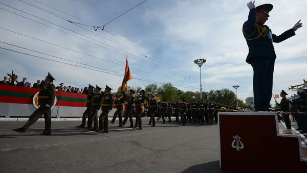 Tiraspol, capitale della Transnistria: festeggiamenti del Giorno della Vittoria - Sputnik Italia
