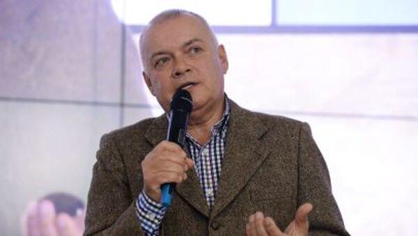 Dmitry Kiselev, Direttore Rossiya Segodnya - Sputnik Italia