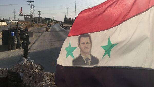 Esercito siriano - Sputnik Italia