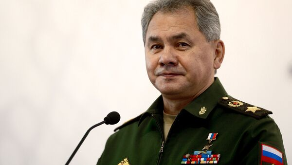 Sergey Shoygu, ministro della Difesa della Russia - Sputnik Italia